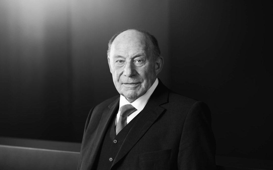 Helmut Dornbracht verstorben Armaturenhersteller