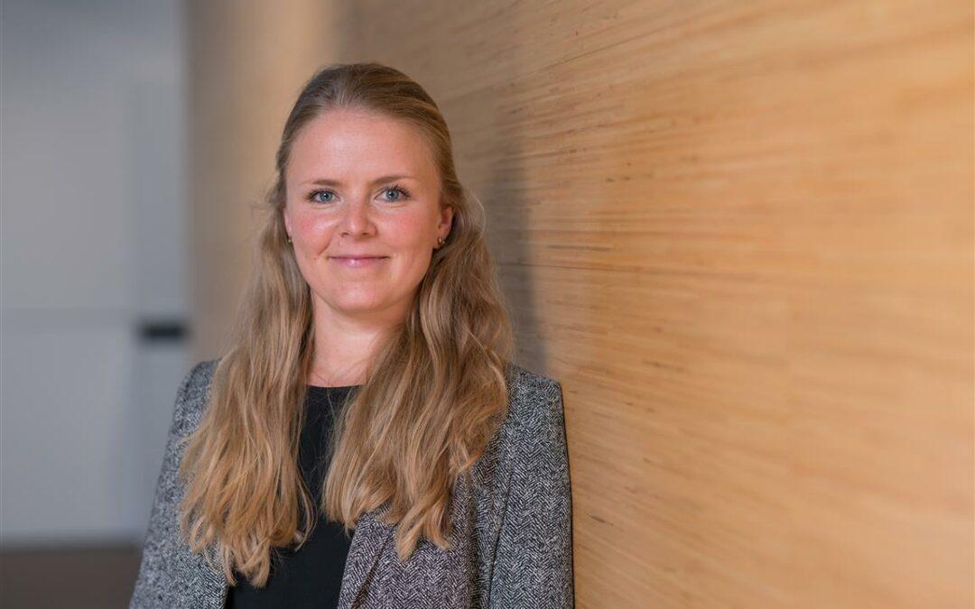 Neue Geschäftsführerin  bei Hansgrohe Deutschland Management